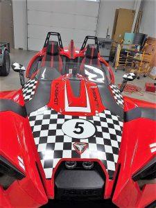Vehicle Decals vinyl vehicle graphics wrap 225x300